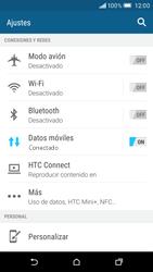 Configurar para compartir el uso de internet - HTC One M9 - Passo 4