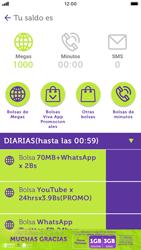 Suscripción y desuscripción de una bolsa de MB - iOS VIVA APP - Passo 12