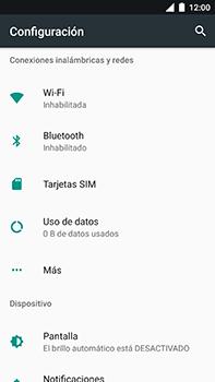 Configurar internet - Xiaomi Mi A1 - Passo 4