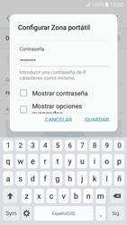 Configurar para compartir el uso de internet - Samsung Galaxy A3 2017 (A320) - Passo 10
