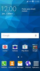 Configurar internet - Samsung Grand Prime - Passo 1