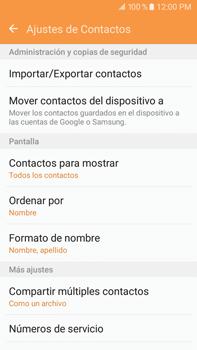 Sincronizar contactos con una cuenta Gmail - Samsung Galaxy J7 2016 (J710) - Passo 8