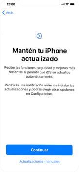 Activar el dispositivo con la función antirrobo - Apple iPhone 11 - Passo 28