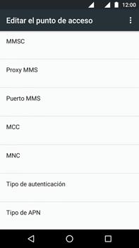 Configurar internet - Motorola Moto G4 - Passo 16