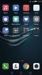 Configurar internet - Huawei P9 - Passo 3