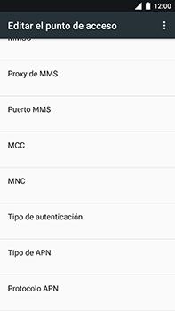 Configurar internet - Xiaomi Mi A1 - Passo 12