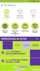 Suscripción y desuscripción de una bolsa de MB - Android VIVA APP - Passo 13