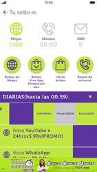 Suscripción y desuscripción de una bolsa de MB - iOS VIVA APP - Passo 6