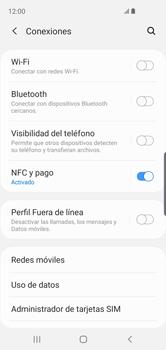 Configurar el equipo para navegar en modo de red LTE - Samsung Galaxy S10e - Passo 5
