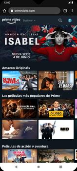 Suscripción de Amazon Prime por VIVA APP - Android VIVA APP - Passo 22