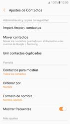 Sincronizar contactos con una cuenta Gmail - Samsung Galaxy A5 2017 (A520) - Passo 6