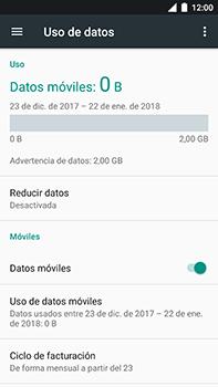 Verificar el uso de datos por apps - Xiaomi Mi A1 - Passo 5