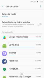 Verificar el uso de datos por apps - Samsung Galaxy A5 2017 (A520) - Passo 7