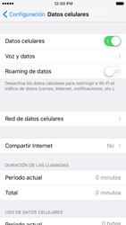 Configurar para compartir el uso de internet - Apple iPhone 6s (iOS9) - Passo 8