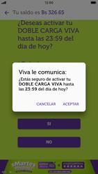 Doble Carga - iOS VIVA APP - Passo 5