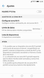 Configurar para compartir el uso de internet - Huawei P10 Lite - Passo 9