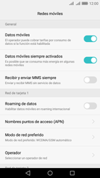 Configurar el equipo para navegar en modo de red LTE - Huawei Y6II - Passo 4