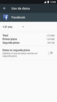 Verificar el uso de datos por apps - Xiaomi Mi A1 - Passo 8