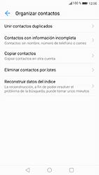 Sincronizar contactos con una cuenta Gmail - Huawei P10 Lite - Passo 5