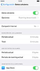Configurar para compartir el uso de internet - Apple iPhone 7 (iOS10) - Passo 4