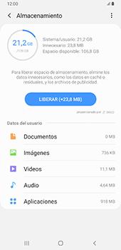 Liberar espacio en el teléfono - Samsung Galaxy A9 (2018) - Passo 6
