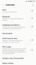 Configurar para compartir el uso de internet - Samsung Galaxy S7 (G930) - Passo 5