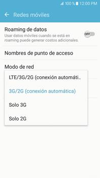 Configurar el equipo para navegar en modo de red LTE - Samsung Galaxy J7 2016 (J710) - Passo 6