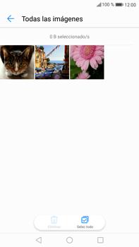 Liberar espacio en el teléfono - Huawei Mate 9 - Passo 9