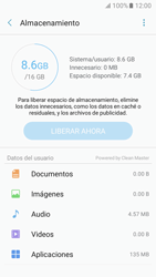 Liberar espacio en el teléfono - Samsung Galaxy A3 2017 (A320) - Passo 17