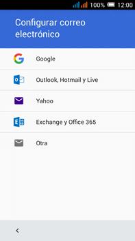 Configurar el correo electrónico - Alcatel Pop C9 - Passo 7