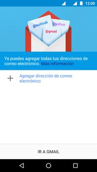 Configurar el correo electrónico - Motorola Moto G4 - Passo 5