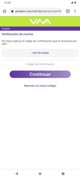 Suscripción de Amazon Prime por VIVA APP - Android VIVA APP - Passo 12