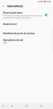 Configurar internet - Samsung Galaxy Note 8 - Passo 8