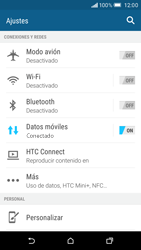 Configurar internet - HTC One M9 - Passo 4