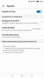 Configurar para compartir el uso de internet - Huawei P10 Lite - Passo 10