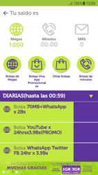 Suscripción y desuscripción de una bolsa de MB - Android VIVA APP - Passo 5