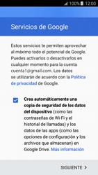 Configurar el correo electrónico - Samsung Galaxy J5 2016 (J510) - Passo 14