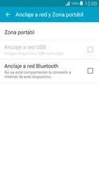 Configurar para compartir el uso de internet - Samsung Grand Prime - Passo 4