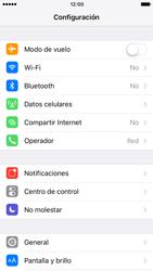Verificar el uso de datos por apps - Apple iPhone 7 (iOS10) - Passo 3