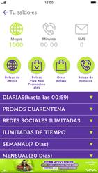 Suscripción y desuscripción de una bolsa de MB - iOS VIVA APP - Passo 11