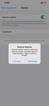 Modo de ahorro de batería - Apple iPhone 11 - Passo 5