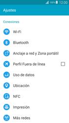 Configurar internet - Samsung Grand Prime - Passo 4