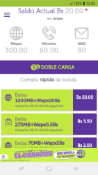 Doble Carga - Android VIVA APP - Passo 3
