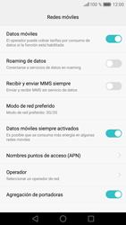 Configurar el equipo para navegar en modo de red LTE - Huawei P9 - Passo 6