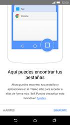 Configurar internet - HTC One M9 - Passo 21
