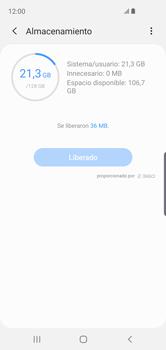 Liberar espacio en el teléfono - Samsung Galaxy S10e - Passo 6