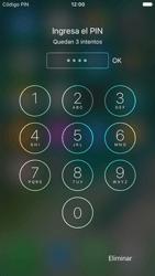 Configurar internet - Apple iPhone 7 (iOS10) - Passo 16