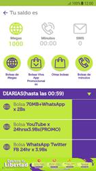 Suscripción y desuscripción de una bolsa de MB - Android VIVA APP - Passo 12