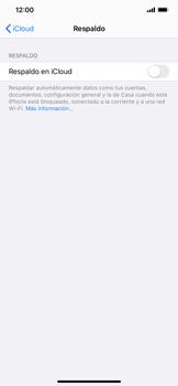 Realiza una copia de seguridad con tu cuenta - Apple iPhone 11 - Passo 12