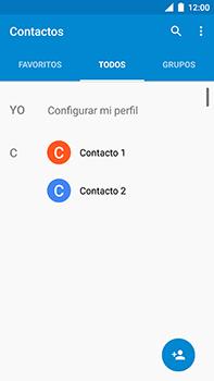 Sincronizar contactos con una cuenta Gmail - Xiaomi Mi A1 - Passo 4